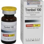 Genesis Trenbolone Acetate 100mg_ml (10m vial)